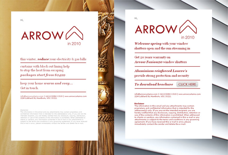 arrow newsletter