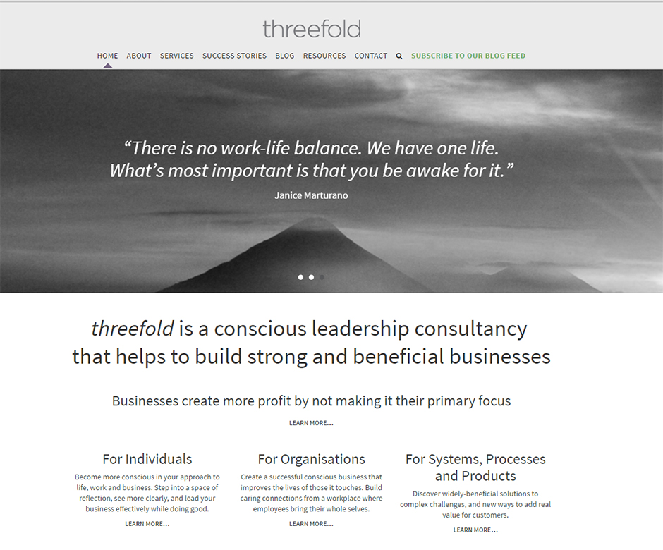 Threefold
